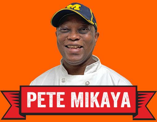 Pete Mikaya